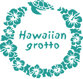 Hawaiian grotto